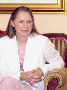 ЕКВ принцесса Линда Югославская, фото информационной службы ERP KIM